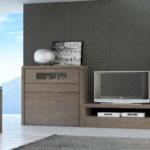 Armario con TV
