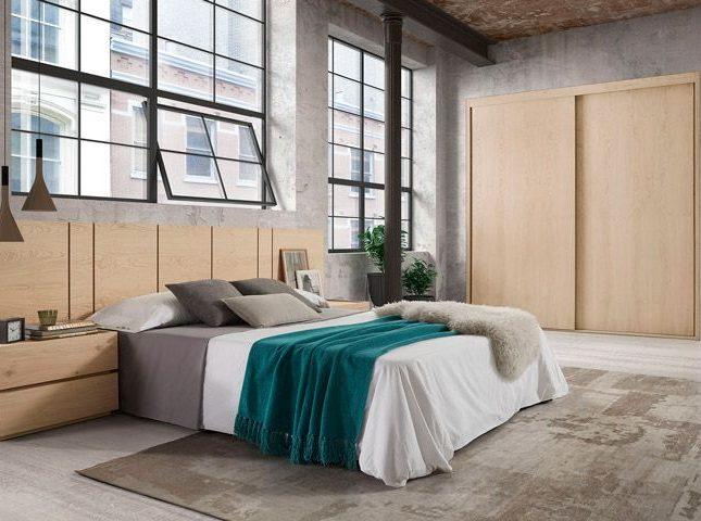 Dormitorio mobles SiSam