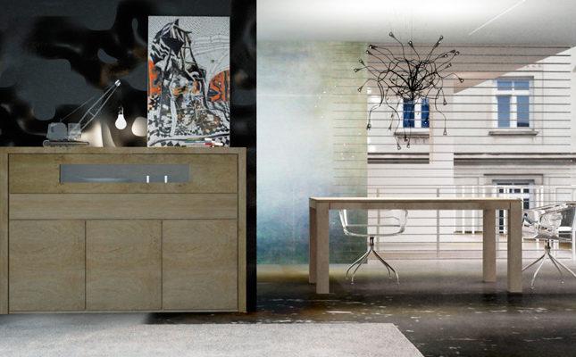 fabricante de muebles de madera en Barcelona