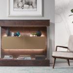 Moebles Sisan - Muebles de madera hecho a medida para su salon