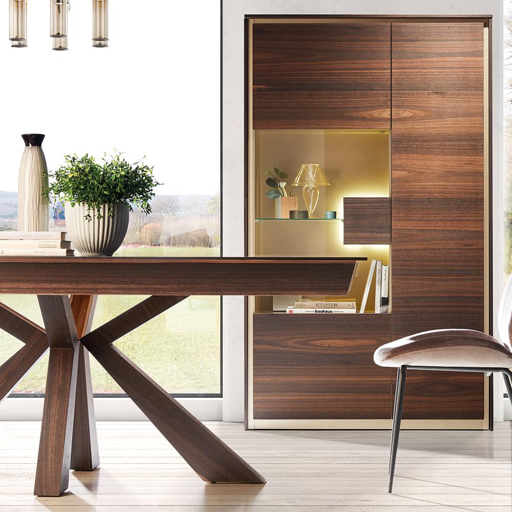 Moebles Sisan - Muebles a medida mesa del salon
