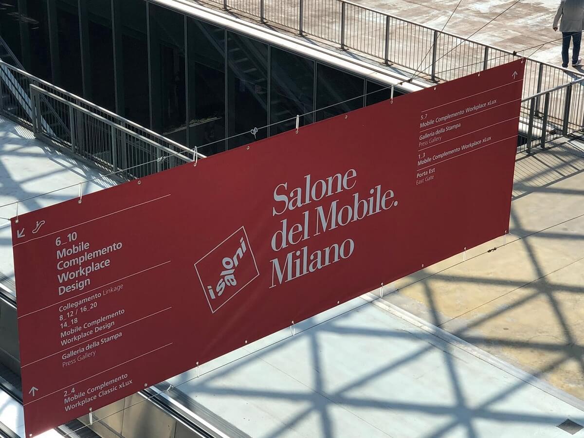Mobles Sisam acude al Salone Internazionale Del Mobile