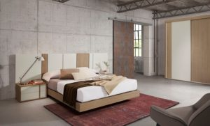 materiales muy nobles, confortables y cálidos