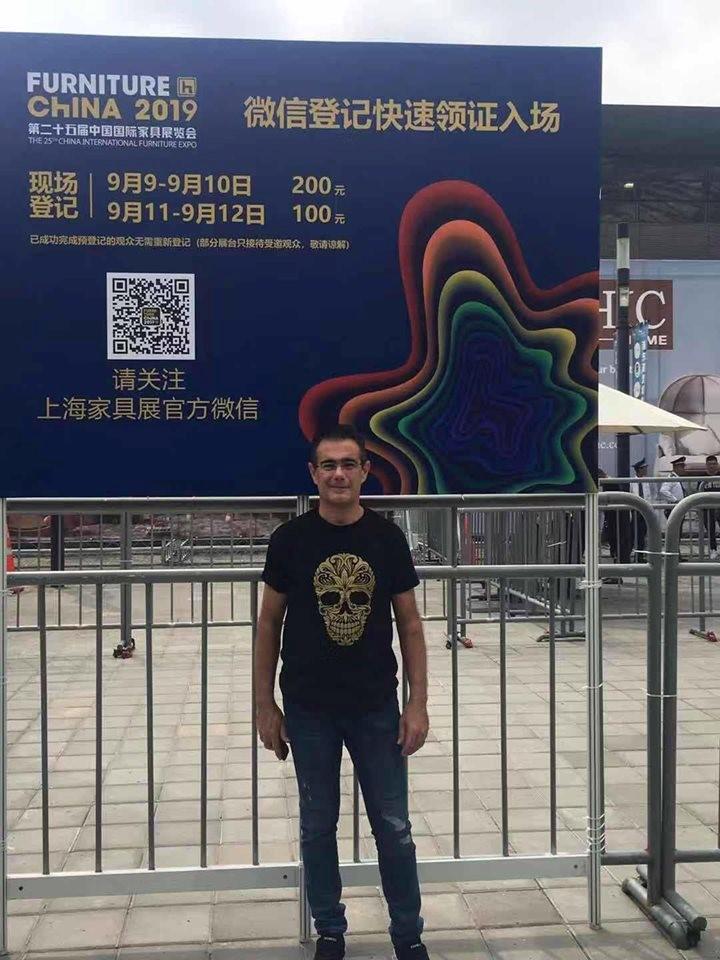 Furniture China, una feria internacional
